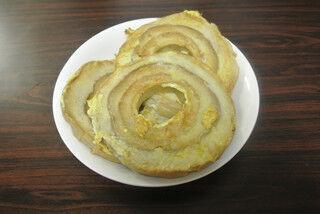 簡単で激ウマなズボラダイエットレシピ (20) 糖質オフの満腹車麩卵焼きは朝食にピッタリ!