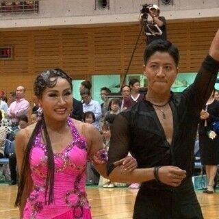 キンタロー。社交ダンス日本代表に!『金スマ』企画で世界選手権出場決定