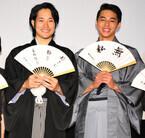 松山ケンイチ&東出昌大、ライバルは「自分自身」 映画『聖の青春』