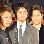 EXILE TAKAHIRO、斎藤工&登坂広臣に告白 - 「何よりも2人の顔が好き」