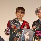 EXILE&三代目JSB・NAOTO、主演ドラマ使用のマスク「実は三代目」