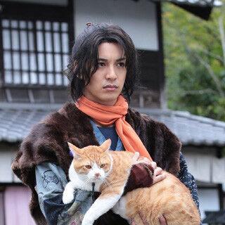 大野拓朗、忍の掟を破って猫を飼う!? 『猫忍』ドラマ&映画主演に決定
