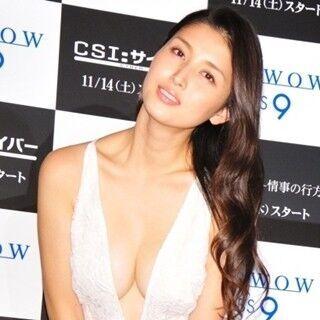 橋本マナミ、初キス話を暴露「17歳の時に」「バスケ部の小林君と」
