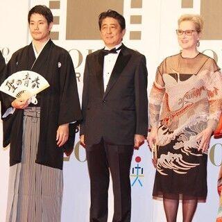 松山ケンイチ、首相の名前間違えた!?「安倍マリオさん…」と笑い誘う