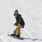 大倉忠義&大島優子、スキー場で見事な滑りを披露! 野沢温泉愛見せる