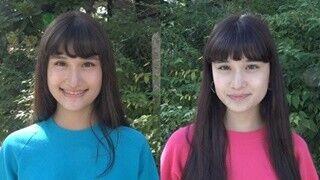 『全力坂』2000回記念で千日坂に双子が挑戦 - 寺西エミリ&リナ姉妹が疾走