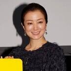鈴木京香、映画コンテスト受賞発表で落選者にエール「私もがんばります」