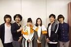 芳根京子、蓮佛美沙子と朝ドラ主題歌ミスチルとの集合写真「気がおかしく…」