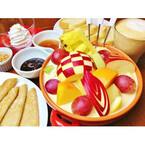 ダイエットや美肌効果も! 「蕎麦茶ミルクのホットフルーツ鍋」発売