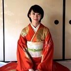 波瑠の着物姿にファンうっとり「めちゃくちゃ美人」「お人形さんみたい」
