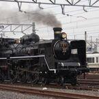 京都府の梅小路蒸気機関車館、蒸気機関車修繕現場を公開する企画展を開催!