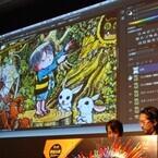「水木しげる漫画大全集」復刊プロジェクトを支えるPhotoshop CCの機能を紹介 - クリエイターが語るCreative Cloudと価値ある機能 (1) 「水木しげる漫画大全集」制作の裏側を公開