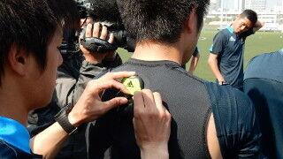 山田祥平のニュース羅針盤 (14) 横浜F・マリノスをバージョンアップするアディダスのウェアラブルデバイス