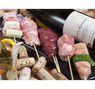 焼き鳥はワインとともに! 東京都内でワイン初心者も楽しめる居酒屋・バー
