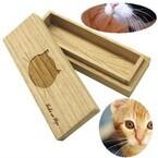 猫専用「ひげケース」と「乳歯ケース」が登場! -愛猫の思い出を保管