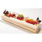 長さ39cmのクリスマスケーキも! シャトレーゼのクリスマスケーキ予約開始