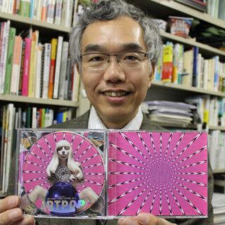 レディー・ガガ、最新アルバム『アートポップ』に日本人のアート作品採用