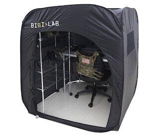 """自宅に""""ネカフェ""""を再現! デスクまわりに張る室内テントを発売"""