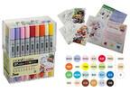 「コピックチャオ」初心者セット限定発売、全27色に