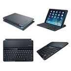 ロジクール、iPad Air用のキーボード&保護カバーを3モデル