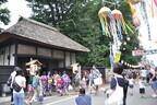 東京都・世田谷代官屋敷で「せたがやホタル祭りとサギ草市」を開催