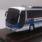 国鉄デザイン復刻バス「青いつばめ」「赤いつばめ」スケールモデル限定発売