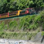 京都府・嵯峨野トロッコ列車、鵜飼橋復旧でトロッコ保津峡駅での乗降を再開