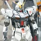 日本代表「νガンダム」初のガンプラ世界一! ビジョンを明確に表現する技術