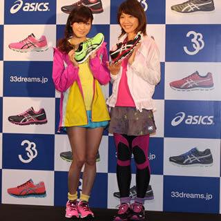 東京マラソン直前「アシックスストア東京」オープニングイベントが開催 - asics