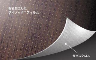 反響音や残響音を吸音、柄も選べる吸音フィルム - 3M
