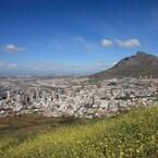 """""""自然""""と""""都会""""が融合する南アフリカ・ケープタウン (1) 世界遺産内にある広大な植物園"""