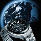 セイコー、ソーラーGPS腕時計「アストロン」発表 - 全タイムゾーンに対応