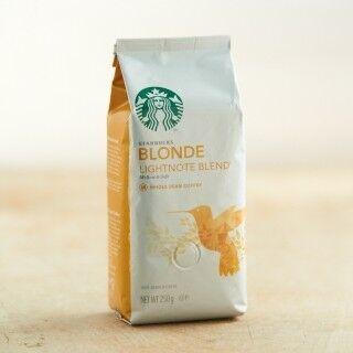 スターバックス、浅めの焙煎で軽やかなコーヒーを導入