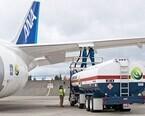 世界初! ANA、バイオ燃料搭載787で太平洋横断フライト