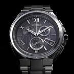 シチズン「アテッサ」25周年限定モデル第1弾、「閃光」テーマの時計を発売