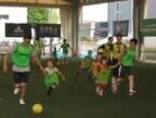 新潟のグランセナフットボールクラブ、GWに「親子deサッカー教室」開催