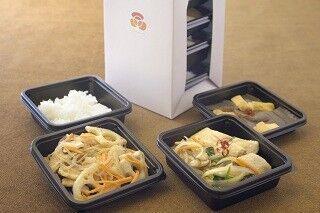 「丸の内タニタ食堂」の特製ランチボックスが期間限定販売!