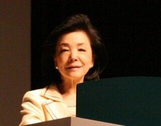 櫻井よしこ氏が特別講師に 女性のためのマンション購入フェア開催