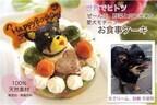 愛犬の顔がケーキに!全部野菜と肉でできた、犬用食事ケーキ発売