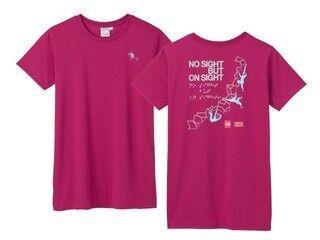 視覚障害者のクライミング支援「モンキーマジックTシャツ」を販売 - ゴールドウィン