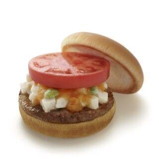 """塩糀・西京味噌・かんずりを使った""""和""""のバーガー - モスバーガー"""