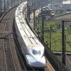 鉄道トリビア (152) N700系普通車の座席は、同じ料金でも狭かったり広かったりする