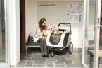 シニア犬との外出を楽しく。犬用オリジナルカート2種類を新発売