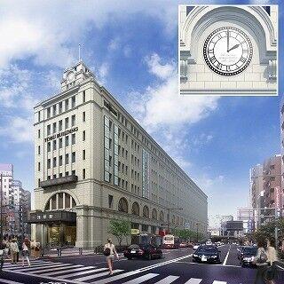 東武スカイツリーラインの玄関口・浅草駅ビル外観が80年前のモダンな姿に!