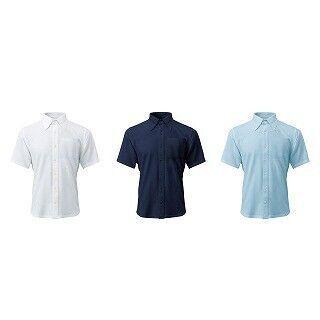 ゴールドウイン「MXP BIZ シャツ」、汗の臭い消す素材でクールビズに最適!