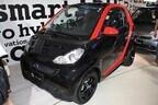 スマート、ターボモデルに赤・黒のコントラストが引き立つ特別仕様車発売
