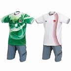 ロンドン五輪公式Tシャツ&ハーフパンツのレプリカモデル発売 - デサント