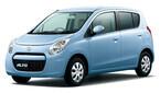 スズキ、「アルト」を一部仕様変更 - 全乗用タイプがエコカー減税に適合