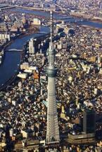 話題の新スポットが1位に! 東京都の人気観光スポットランキング