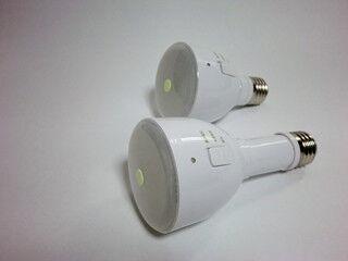 充電池内蔵で約7時間点灯。省エネと防災兼用LEDライト―ラブロス